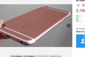 iPhone 6S Plus về giá dưới 3 triệu tại Việt Nam