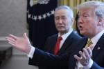 Tổng thống Mỹ nói rằng thỏa thuận thương mại giai đoạn đầu gần hoàn tất