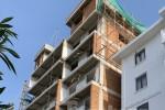 Bị lập chốt chặn, khu biệt thự Ocean View Nha Trang vẫn xây dựng trái phép