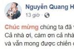 Quang Hải phá vỡ im lặng về chấn thương