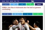 """Báo Hà Lan nói 1 điều về pha vào bóng của Đoàn Văn Hậu với """"Messi Indo"""""""