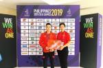 Bia Saigon thưởng nóng VĐV có huy chương vàng SEA Games 30