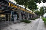 Thuê shophouse hơn 100 triệu/tháng nhưng kinh doanh ế ẩm