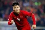 """AFC tiếp tục """"tặng quà"""" cho Quang Hải trước thềm VCK U23 châu Á"""