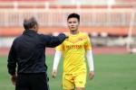 """Tiền vệ Quang Hải: """"HLV Park Hang-seo đã có phương án thay thế Văn Hậu"""""""