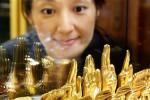 Giá vàng thế giới tăng mạnh trong tuần qua