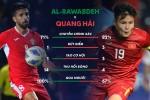 U23 Việt Nam cần đề phòng tiền vệ Jordan rê bóng
