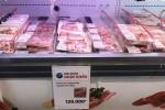Giá heo hơi ngày 14.1: Hạ nhiệt vì… thịt nhập đã về?