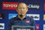 """Park Hang Seo nói về khả năng UAE """"bắt tay"""" Jordan để loại Việt Nam"""