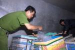Cận Tết Nguyên đán 2020, bắt quả tang cả tấn tôm bơm tạp chất ở Bạc Liêu