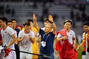 """Báo Hàn Quốc: """"World Cup 2022 sẽ là khởi đầu thành công mới của Park Hang-seo"""""""