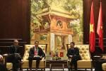 Việt Nam muốn bán thiết bị 5G cho Mỹ