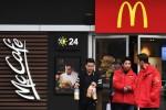 McDonald's đóng toàn bộ cửa hàng ở Hồ Bắc