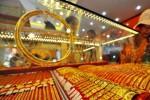 Giá vàng SJC tiếp tục tăng mạnh, tiến sát mốc 45 triệu đồng/lượng