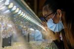 Sức mua vàng Thần tài giảm mạnh vì dịch nCoV