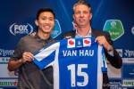 Báo Hà Lan cảnh báo Heerenveen trả lương Văn Hậu quá cao