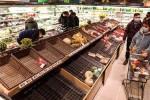 Trung Quốc chuyển 2.000 tấn thịt lợn đến Vũ Hán