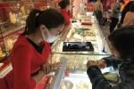 Ngày 14/2: Giá vàng SJC tăng trở lại, vẫn rẻ hơn vàng thế giới