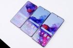 Galaxy S20 series ra mắt tại Việt Nam với mức giá cao kỷ lục