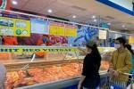 Siêu thị Co.op Mart giảm giá thịt heo đến 25%