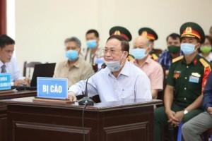 """Cựu Đô đốc Nguyễn Văn Hiến: """"Sự việc ở Quân chủng Hải quân khiến tôi đau xót"""""""