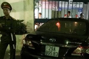 Khởi tố vụ tai nạn giao thông liên quan đến Trưởng ban Nội chính tỉnh Thái Bình