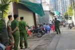 Cháy nhà trọ tại Q.Tân Phú: Người vợ bỏng nặng, đã tử vong
