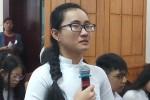 Em Phạm Song Toàn nhận học bổng toàn phần vì sự chính trực và lòng dũng cảm