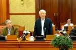 Tổng bí thư: Ai nhụt chí chống tham nhũng thì dẹp sang để người khác làm