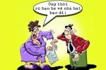 Hiểm họa khi ông chồng mê cờ bạc bỗng vâng lời