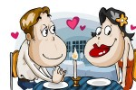 Lý do ông chồng tổ chức bữa tối dưới ánh nến