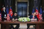 Bí ẩn lý do ông Kim Jong-un không dùng bút có chữ ký Trump
