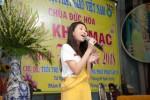 Tranh cãi vụ Hoa hậu Hoàn vũ nhí 2018 Ngọc Lan Vy tất bật với showbiz