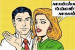 Trực giác của phụ nữ là nỗi bất hạnh của đàn ông
