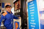 Giá xăng tăng hơn 900 đồng một lít