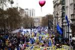 Hơn một triệu người tuần hành ở London đòi Anh ở lại EU
