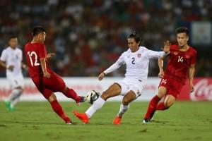 Thiếu nhiều trụ cột, U-23 Việt Nam vẫn thắng dễ U-23 Myanmar