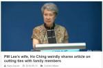 Ông Lý Hiển Long yêu cầu tờ báo gỡ bài viết mang tính 'phỉ báng'