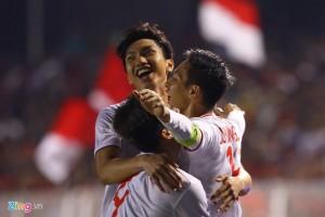 Thắng đậm Indonesia, U22 Việt Nam giành HCV SEA Games sau 60 năm