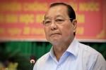 Nguyên Bí thư TP.HCM Lê Thanh Hải bị đề nghị kỷ luật