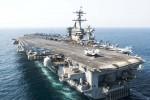 Siêu tàu sân bay Mỹ thăm Đà Nẵng lần thứ 2 sau chiến tranh