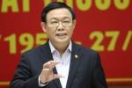 Bí thư Vương Đình Huệ: 'Hà Nội đủ nhu yếu phẩm cho dân'