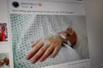 Hàng trăm Facebook giả mạo cô gái nhiễm nCov ở Hà Nội để trục lợi