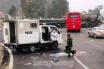 Một chiến sỹ công an tử vong trên đường áp giải phạm nhân