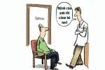 Bác sĩ nhãn khoa bó tay với triệu chứng của bệnh nhân