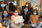 Tổng Lãnh sự quán Việt Nam hỗ trợ gần 40 du học sinh kẹt ở sân bay Mỹ