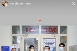 Phillip Nguyễn vui mừng khi em gái Tiên Nguyễn xuất viện