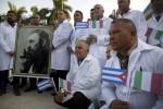 Cử bác sĩ ra nước ngoài chống Covid-19 - chiến lược lợi hại của Cuba