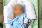 Bé sơ sinh bị bỏ rơi dưới hố gas dưới nắng nóng qua đời: Cần khởi tố người mẹ