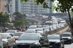 TP.HCM dự kiến xây 34 trạm thu phí ôtô vào trung tâm